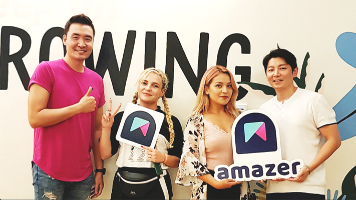 Amazer raises US$1.3M in Series A funding led by BTC Investment