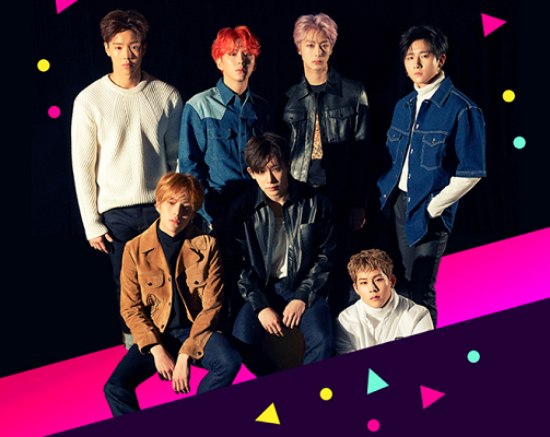 Monsta X Announces #MonstaXChallenge With Video-based Contest App