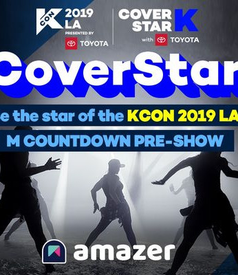 'Cover Star K with Toyota' at KCON 2019 NY