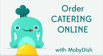 Order catering online