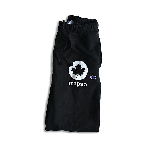 Champion Reverse Weave mapso Sweatpants (Black)