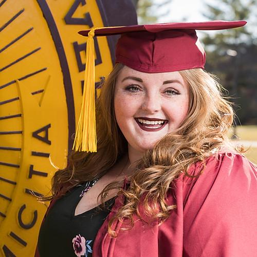 Shasta's Graduation