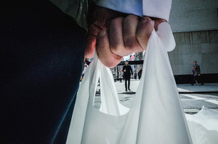 Plastic bag ban better for the environment - when shoppers choose reusables