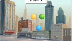 Create a ball game using Scratch