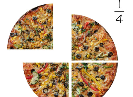 Time for Pizza: ratio, proportions & probability