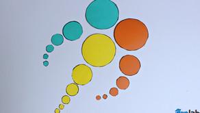 Design a Crop Circle using Fibonacci Sequence