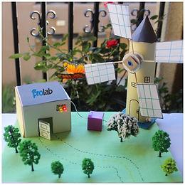 Renewable energy: Windmill