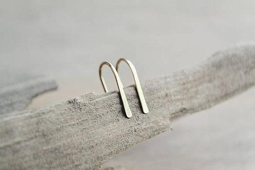 Mini Arc Earrings