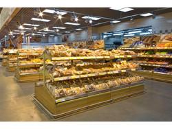 2) Ράφια αρτοποιείου