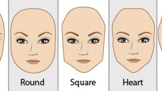 Find the Perfect Hairstyle for your Face Shape!