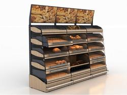 1) Ράφια αρτοποιείου