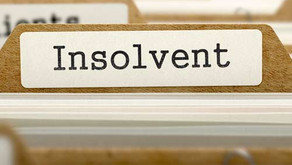 "What is an ""Insolvent Estate""?"