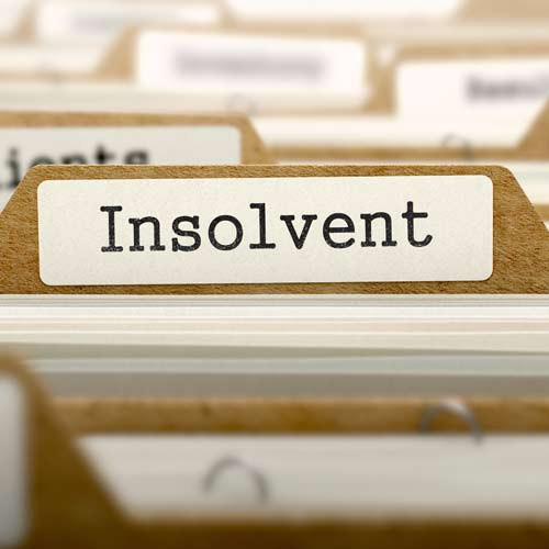 indiana insolvent estate