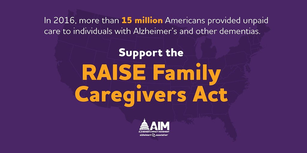 raise family caregivers act