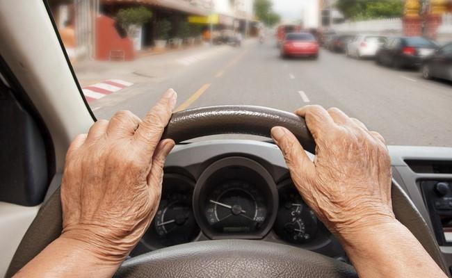 elderly stop driving