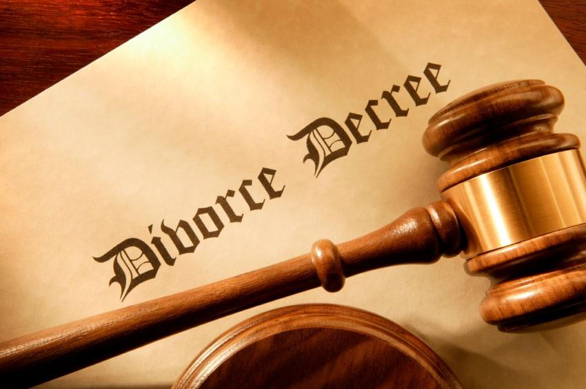 divorce inheritance