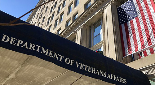 department veteran affairs