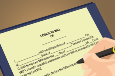 Case Study: Handwritten Codicil Was a Wish, Not a Specific Devise