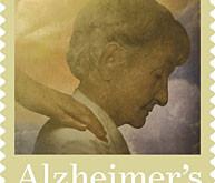 New Stamp for Alzheimer's Disease