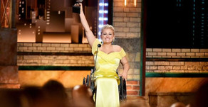 First Wheelchair User Wins Tony Award