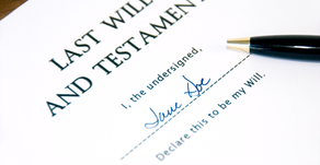 What is a Bequest?