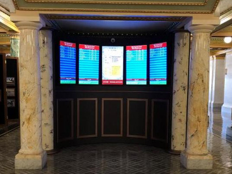 New Display at Allen County Courthouse