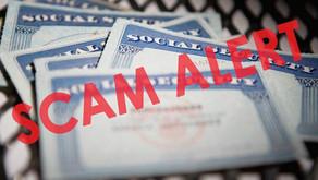 Beware Fake Calls From Social Security