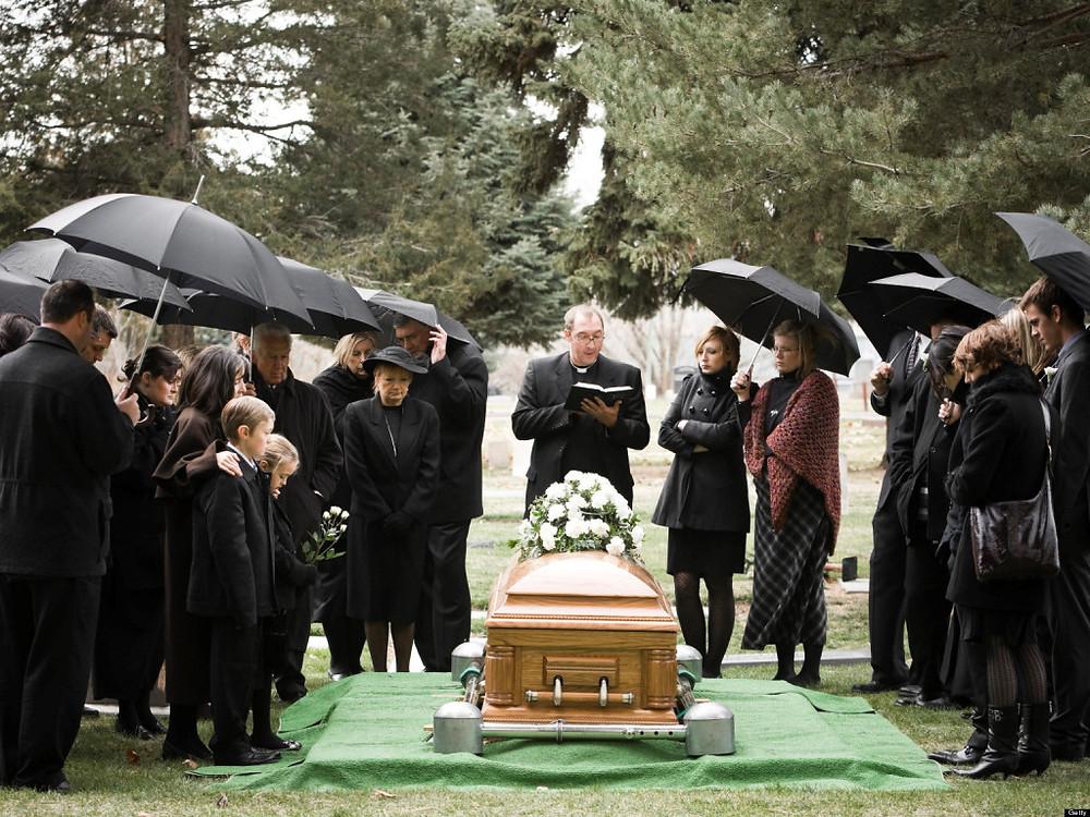indiana funeral arrangements