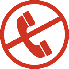 stop unsolicited calls