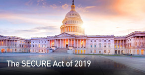 SECURE Act of 2019
