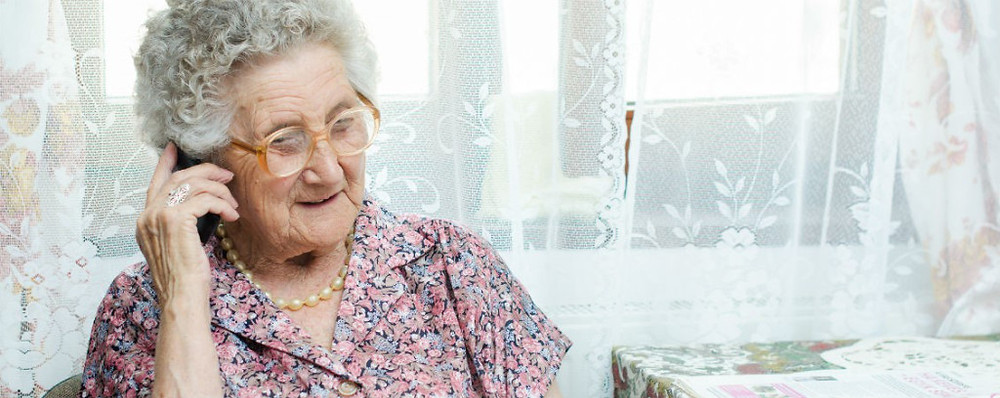 robocalls crime elderly