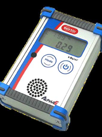 AlphaE - Ultra-kleiner Rn-Monitor für profesionelle Dosimetrie