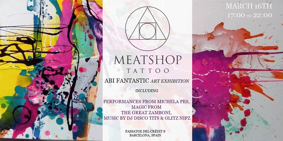 Abi Fantastic Art Exhibition