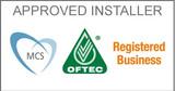 MCS OFTEC Registered Installer