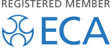 Registered member of ECA