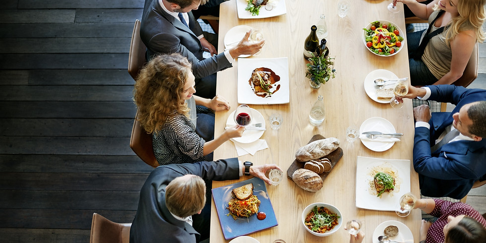 Invite only: Intro Lunch meet-up at THE BUSINESS SPACE (2)