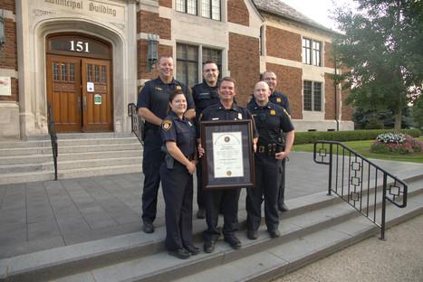 Birmingham police receives MACP accreditation