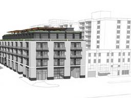 New five-story building gets design plan okay