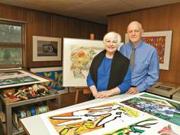 Norman and Susan Stewart
