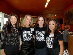 Women Who Rock Science