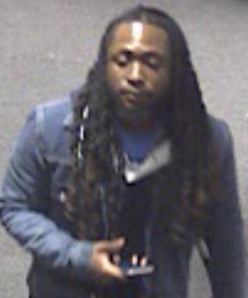 Man sought for stealing resident's identity