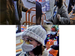 Stolen credit cards linked to local burglary
