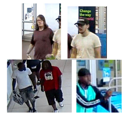 Police seek help with $1,500 in credit card use