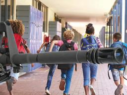 School shootings, shooting drills, student stress
