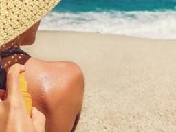 Your sunscreen: alert on chemicals inside