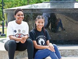 Jaida Turner & Naomi Richardson