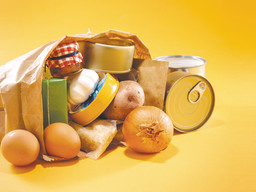 Food insecurity increasing during the pandemic