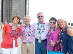 Ford Fireworks Rooftop Party Produced by the Parade Company
