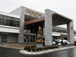 Former Kingsley opens as Double Tree Hilton