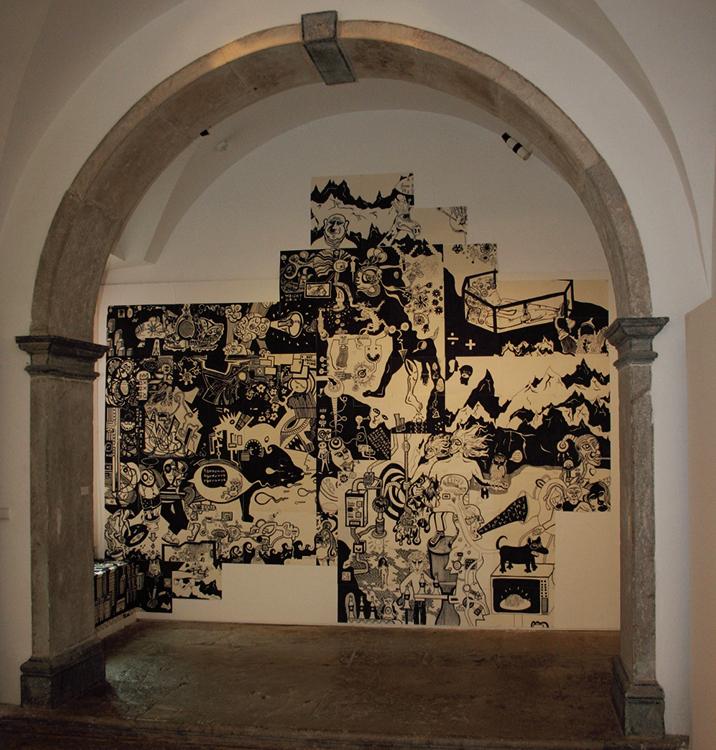 Centro Cultural de Cascais,  2008